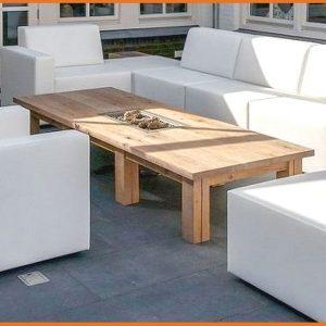 Feuertisch, table à feu, Vuurtafel, fire pit table